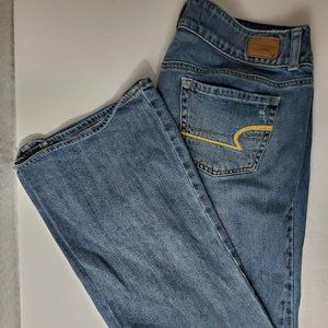 American Eagle Size 8 Artist Jeans -Flare